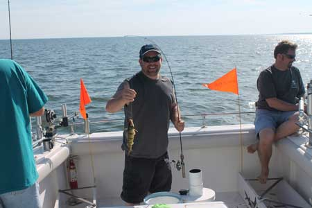 Lake Erie Fishing Charter
